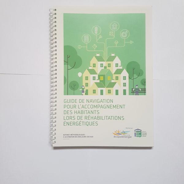 guide avec créa et print sur papier recyclé